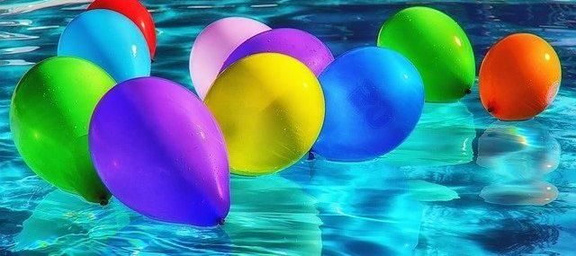 Bazen z baloni